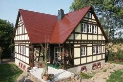 фахверковые дома Германии